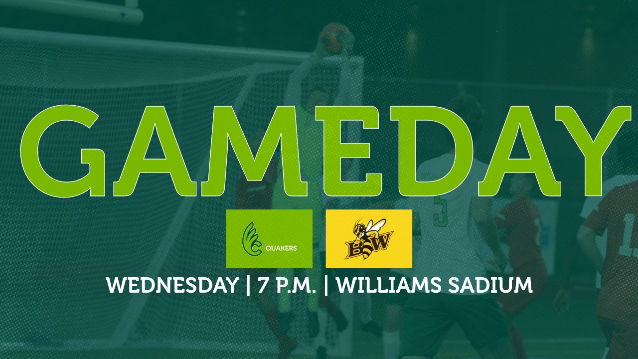 Men's Soccer Hosts Baldwin Wallace in Conference Play