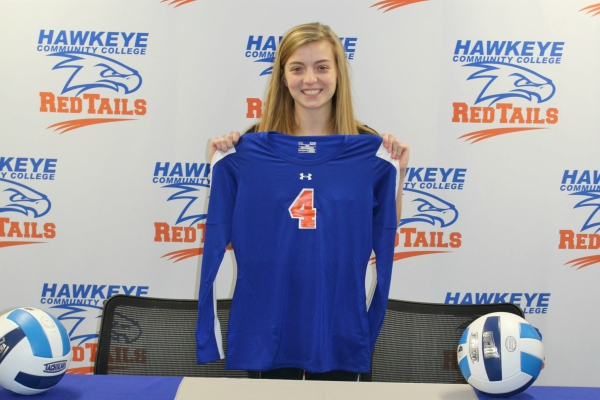 Union High School Alum, Maggie Driscoll Signs with Volleyball