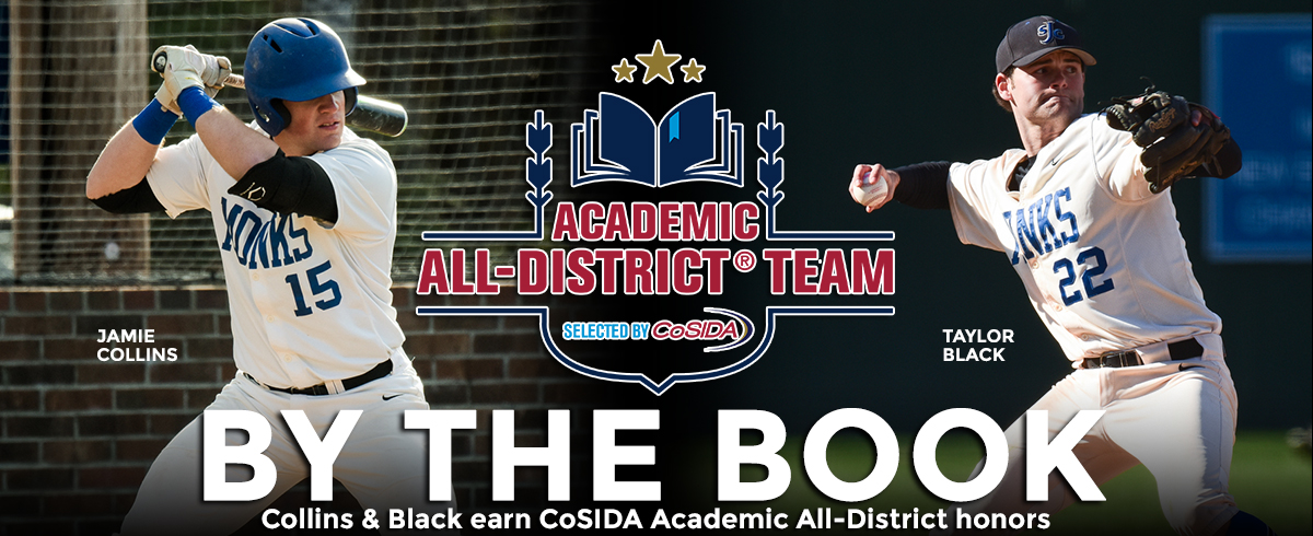 Black & Collins Collect Academic All-District™ Accolades