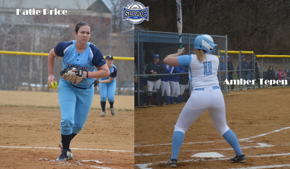 Price, Tepen Earn SLIAC Player of the Week Award