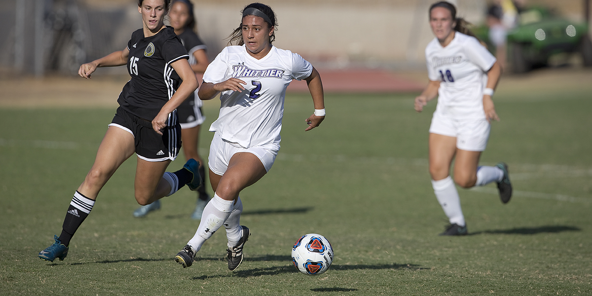 Women's Soccer heats up to take down Pios 1-0