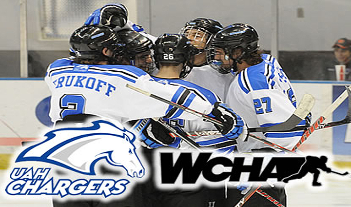 WCHA Grants Full-Time Membership To Alabama-Huntsville