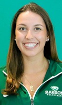 Image of Elizabeth Cameron of Babson.