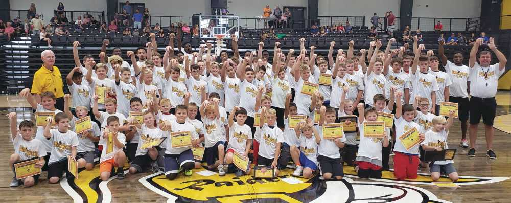 Gene Bess Basketball Camp wraps up another year of 'Working on the fundamentals'