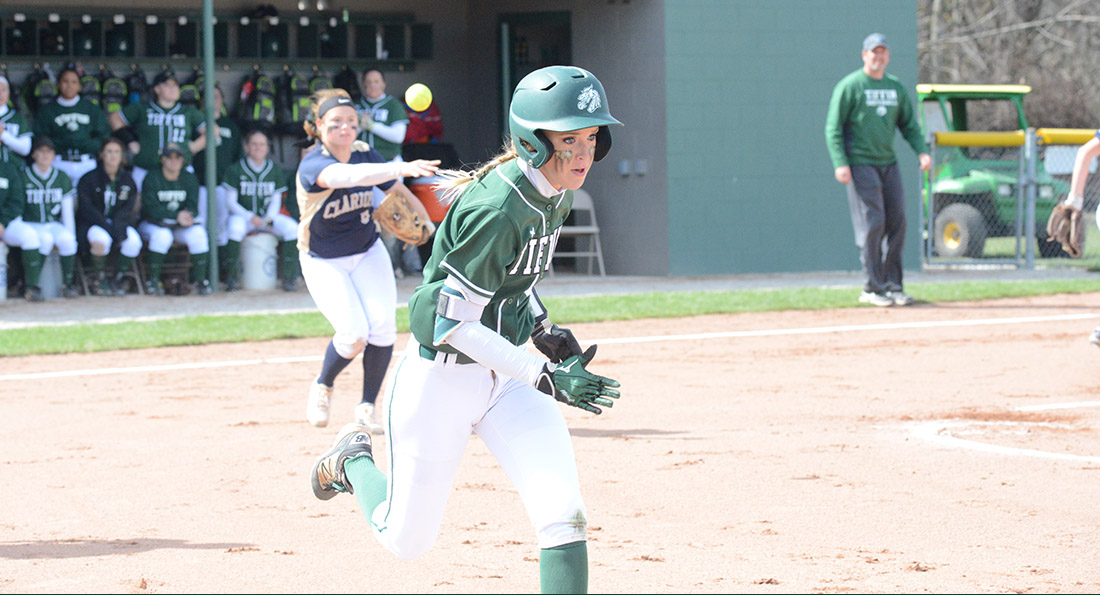 Tiffin University fell in game one 2-1 in 10 innings.