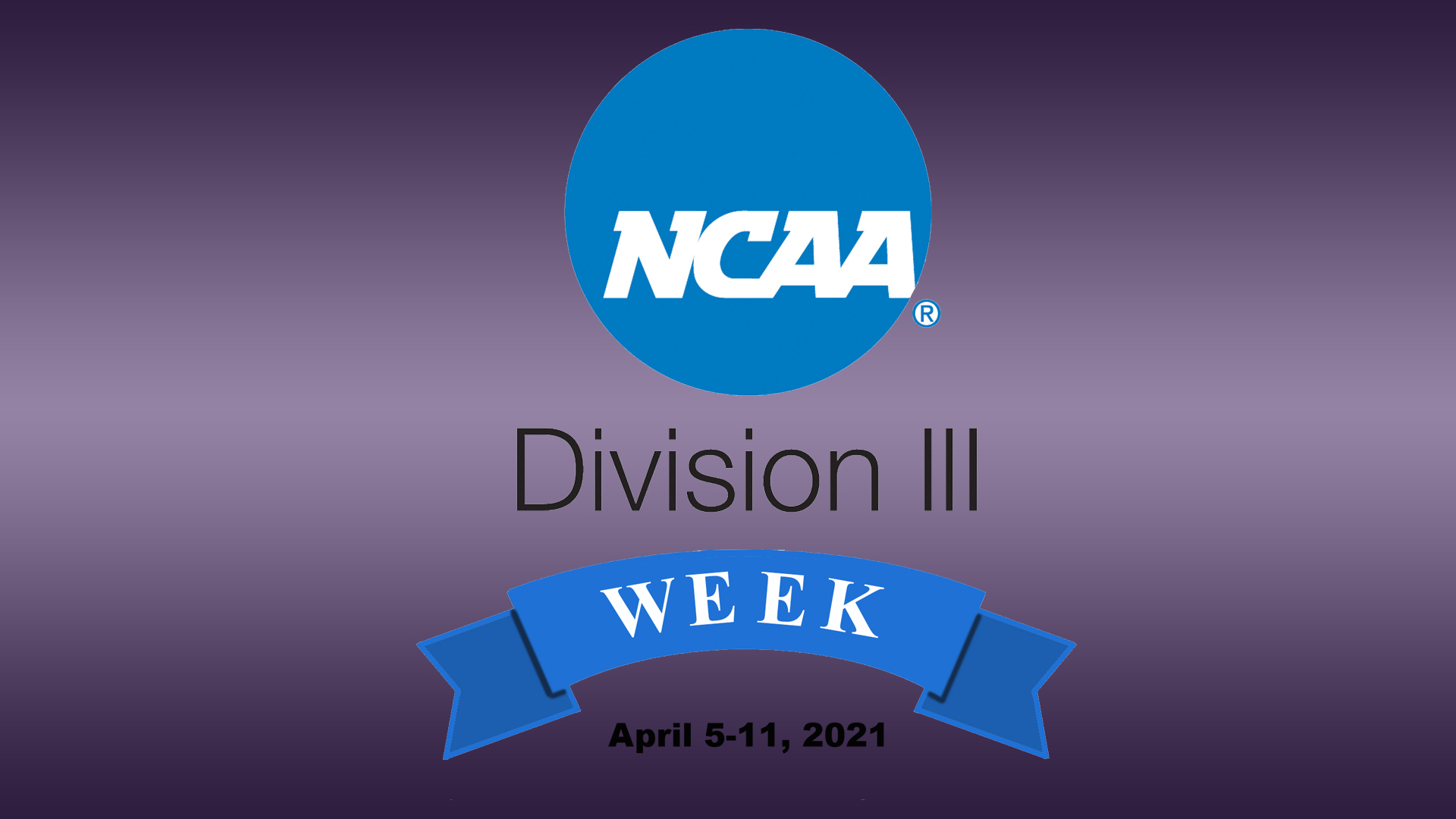 University of Scranton Athletics Set to Celebrate NCAA D3 Week, April 5-11