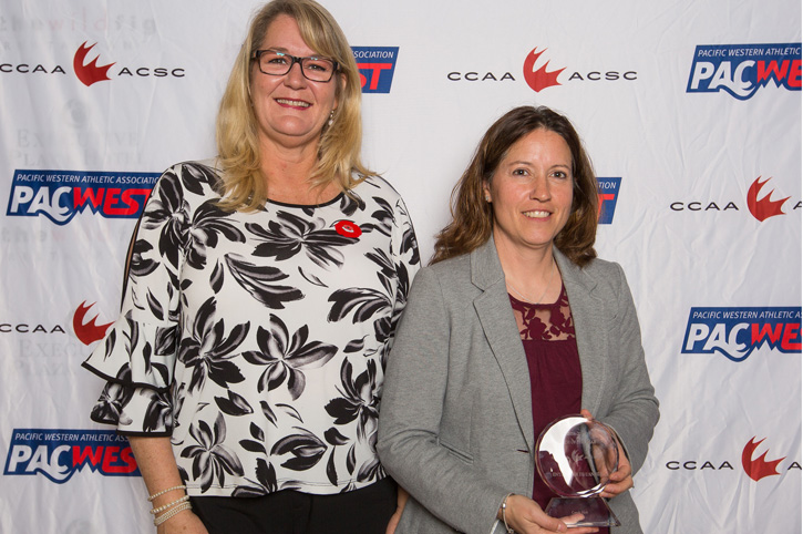 Holt named CCAA Women's Soccer Coach of the Year