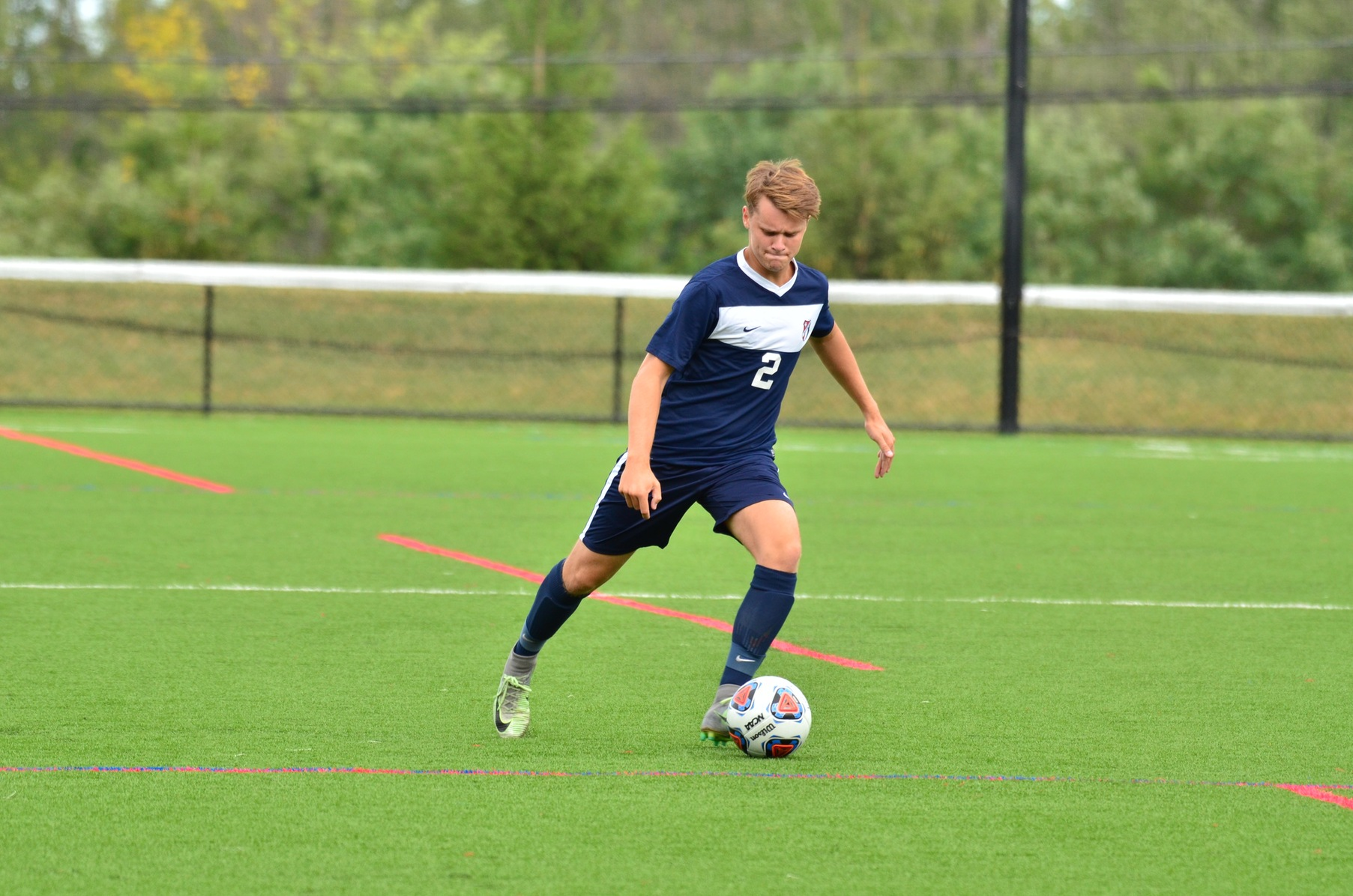 Men's Soccer Takes Down Altoona 6-1