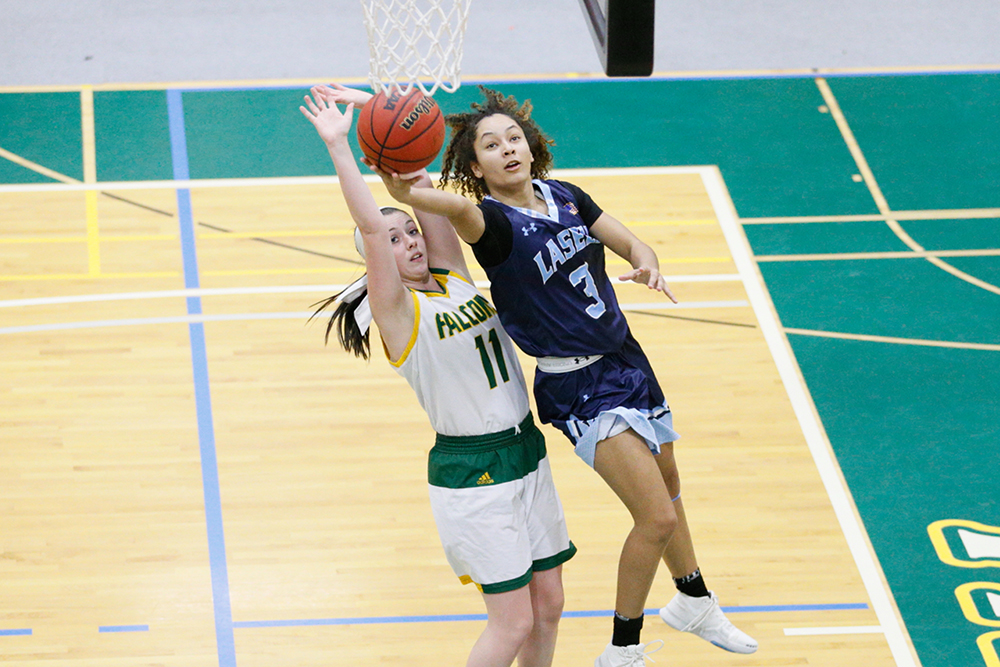 Lasell Women's Basketball drops game at Fitchburg State
