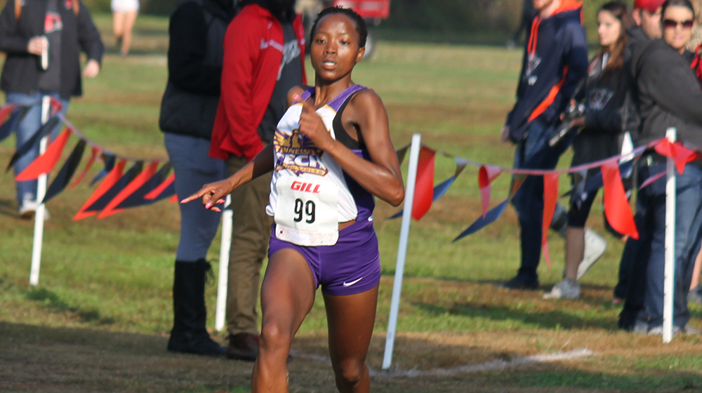 Purity Sanga prepares for second straight trip to NCAA Cross Country Championships