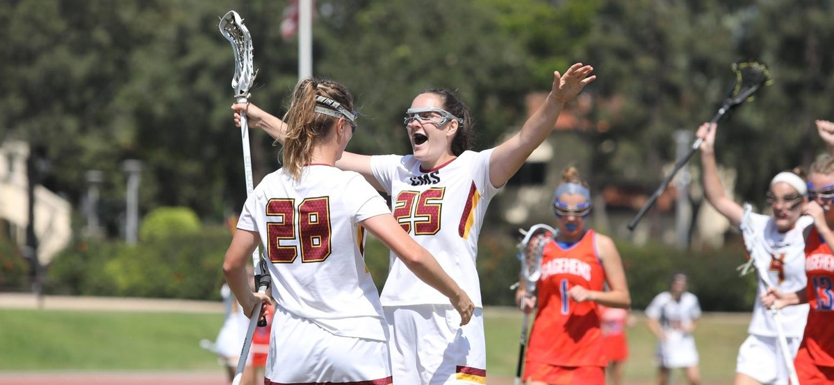 The CMS women's lacrosse team will be making its third straight NCAA apprearance