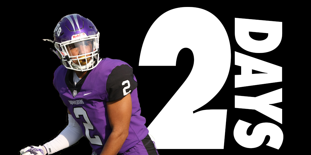 We Will See You at Roark Stadium in 2 Days
