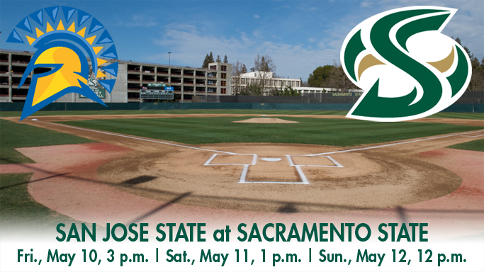 BASEBALL STARTS HOMESTAND AGAINST SAN JOSE STATE ON FRIDAY