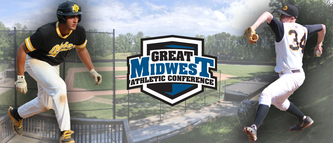 Another Sweep Of G-MAC Baseball Weekly Awards As Bault, Machuga Recognized