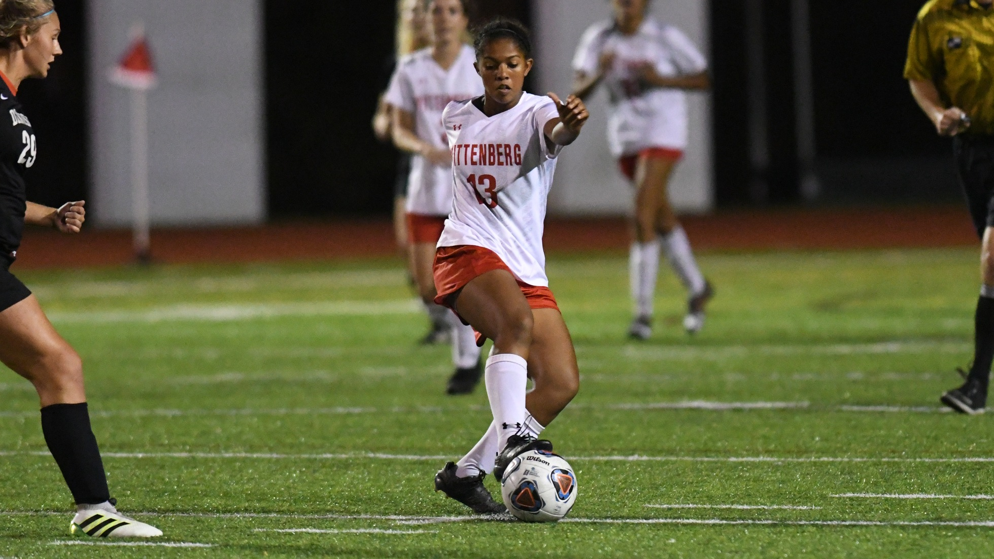 Women's Soccer Falls Short On The Road Against Wilmington