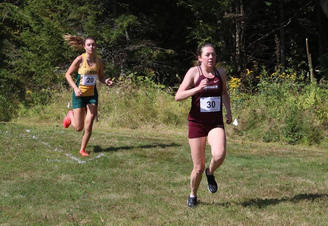 Cross Country: Men Place Sixth, Women 17th at James Earley Invitational