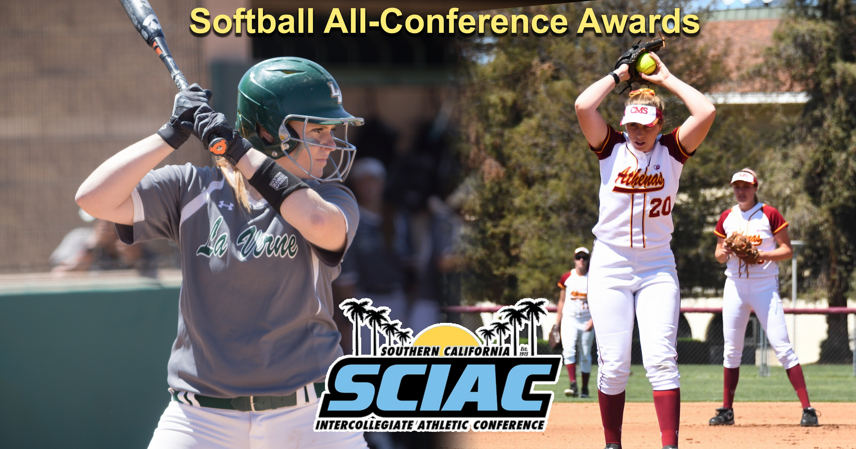2017 Softball All-Conference Teams