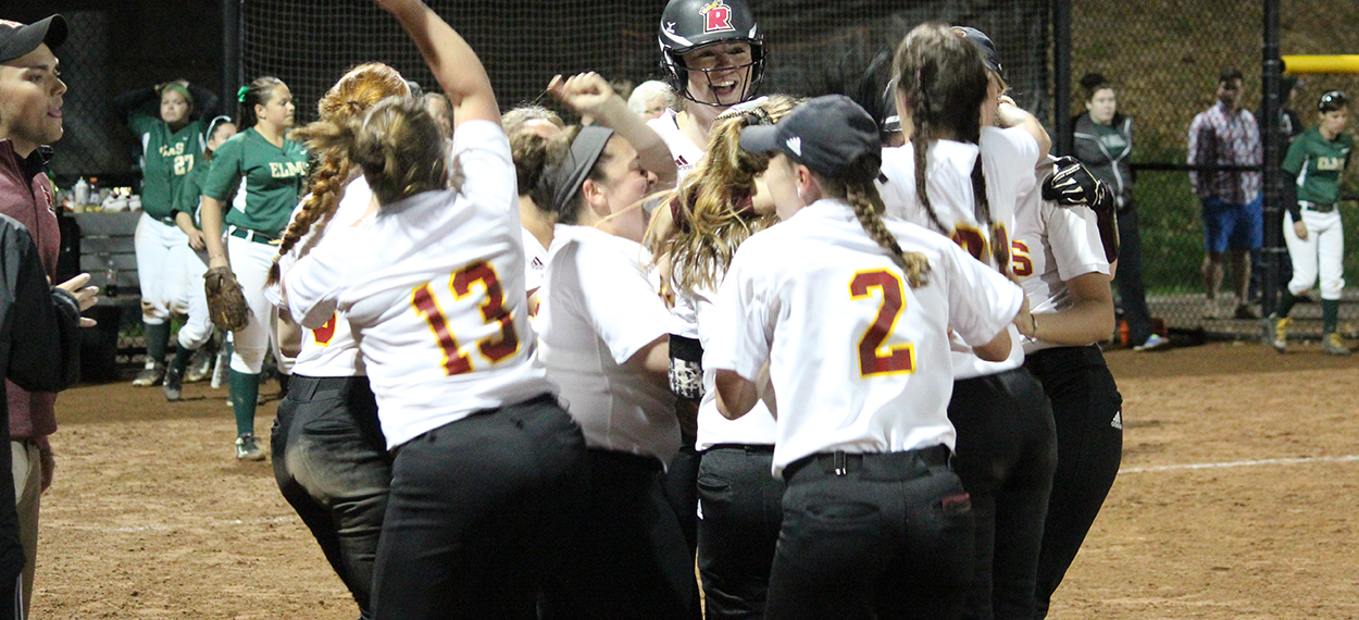 Pride Walks Off in Extras in NECC First Round