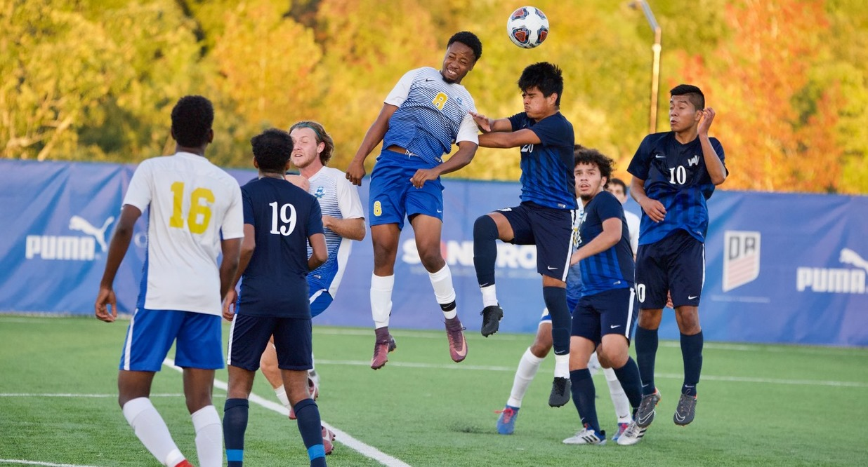 Men's Soccer Returns To Winning Ways