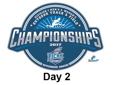 Tornado threats postponed many events in NJCAA track and field championships Friday