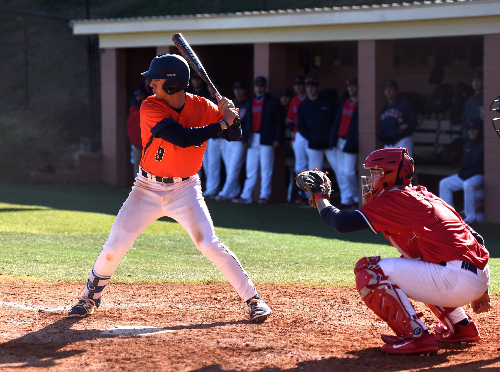 Eighth inning stampede pushes C-N over SVSU