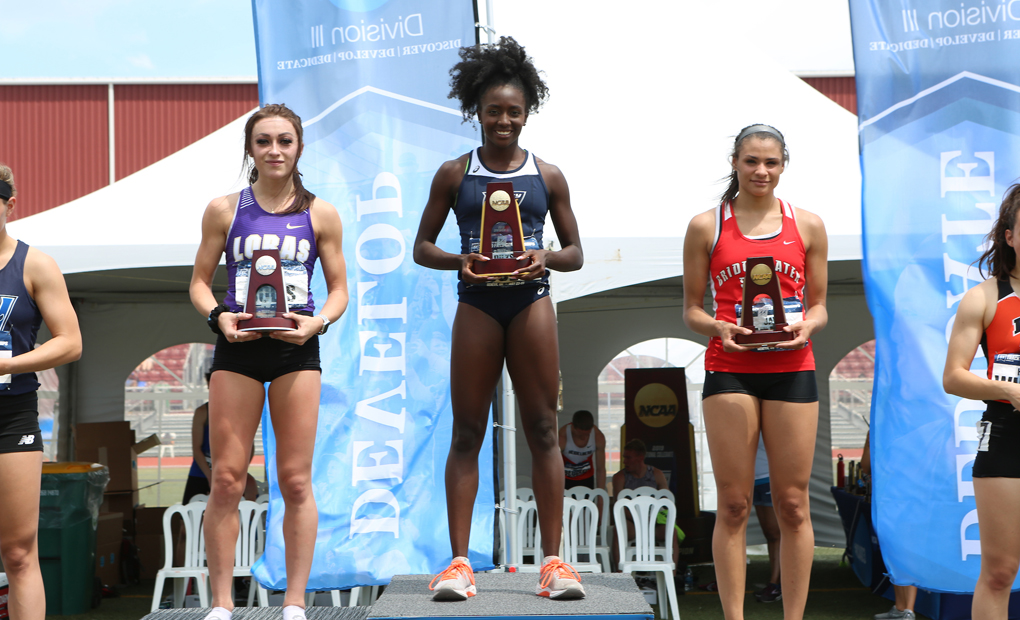 NATIONAL CHAMPION! - Dilys Osei Captures 400m Hurdles National Title