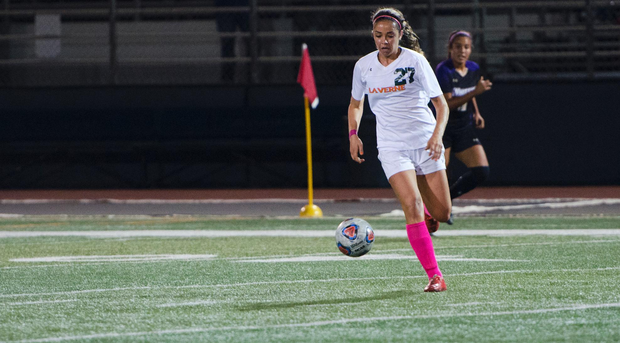 Women's Soccer ends drought, blanks Whittier