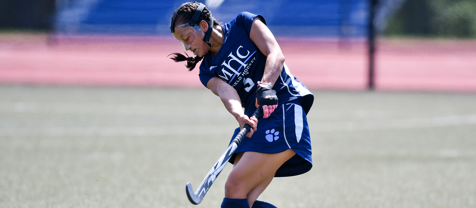 Field Hockey Blanks Smith, 2-0, For Critical NEWMAC Victory