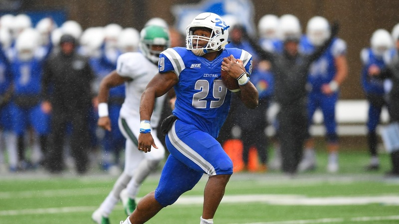 Dawson Posts Record Day in Football's 49-24 Win Over Wagner