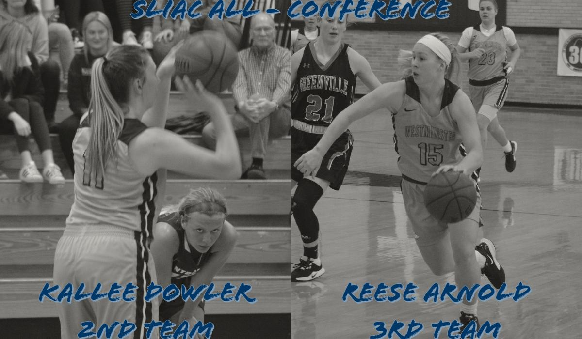 Dowler and Arnold Earn All-Conference Honors