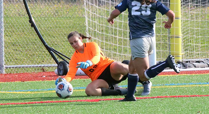 McCumber Increases Conference-Leading Save Totals at Penn College