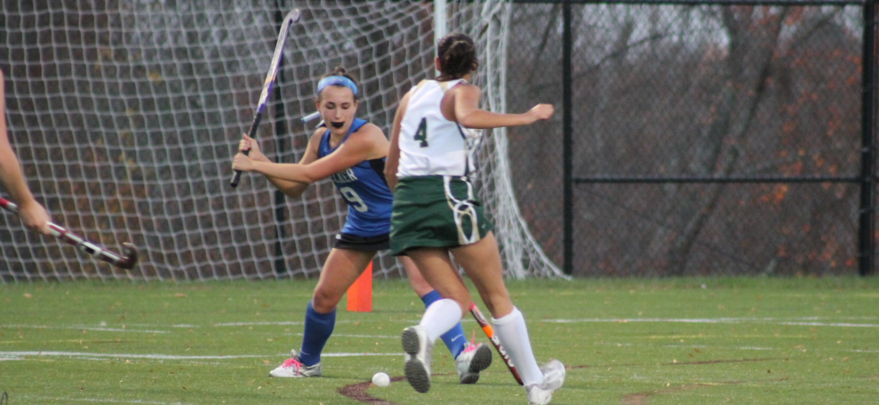 Field Hockey Blanks Elms To Advance To NECC Championship