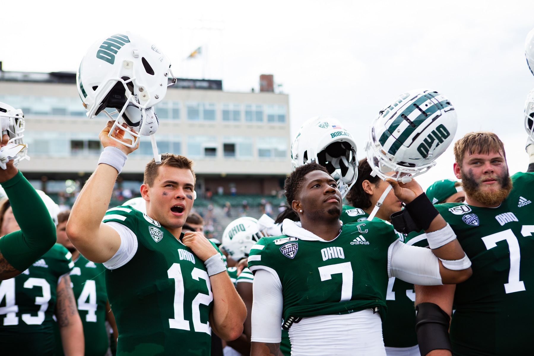 Ohio Football's Nov. 6 Matchup Against Miami Set For 8 P.M. ET Kickoff