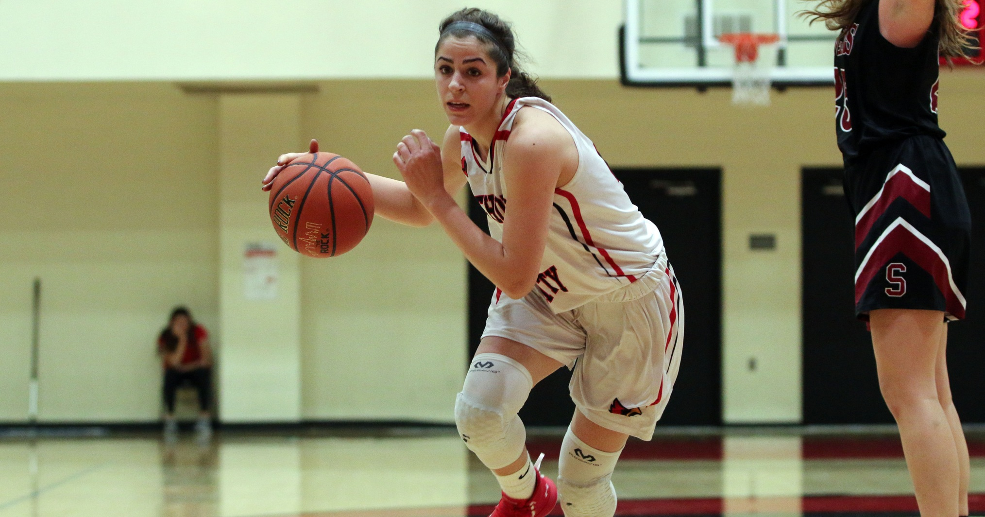 Mamula Scores Career-High 28 in 83-58 Win Over Goucher