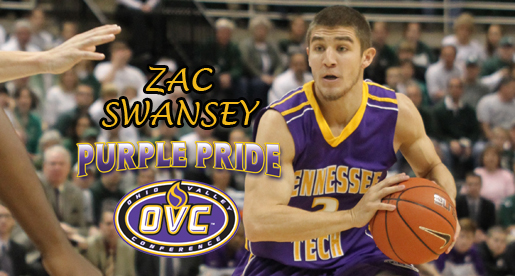 Zac Swansey voted OVC Newcomer of the Week