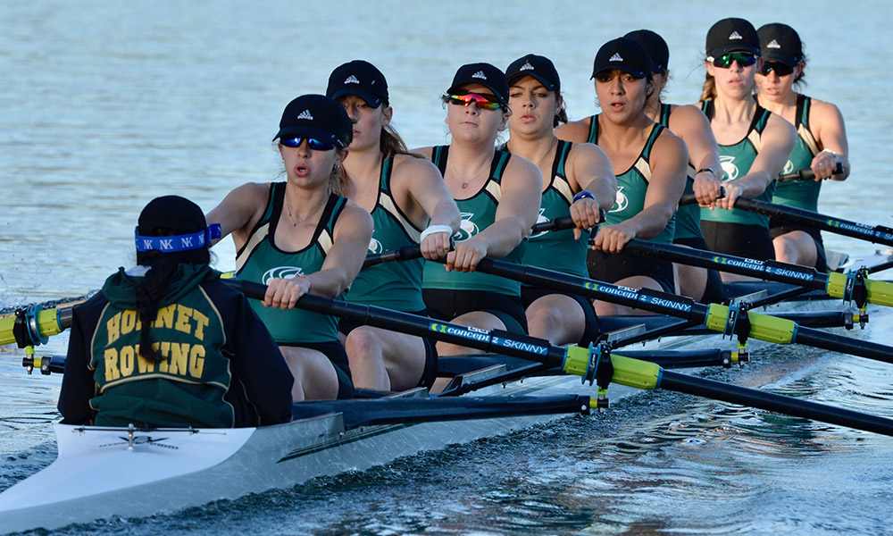 ROWING OPENS PRACTICE TO THE PUBLIC FROM SEPT. 6-14