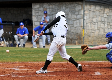 Petrels Drop SCAC Tournament Opener to Trinity, 10-1