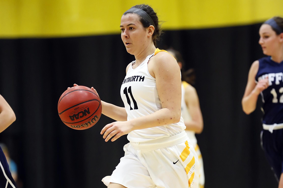 Emerson Outlasts Women's Basketball in Overtime