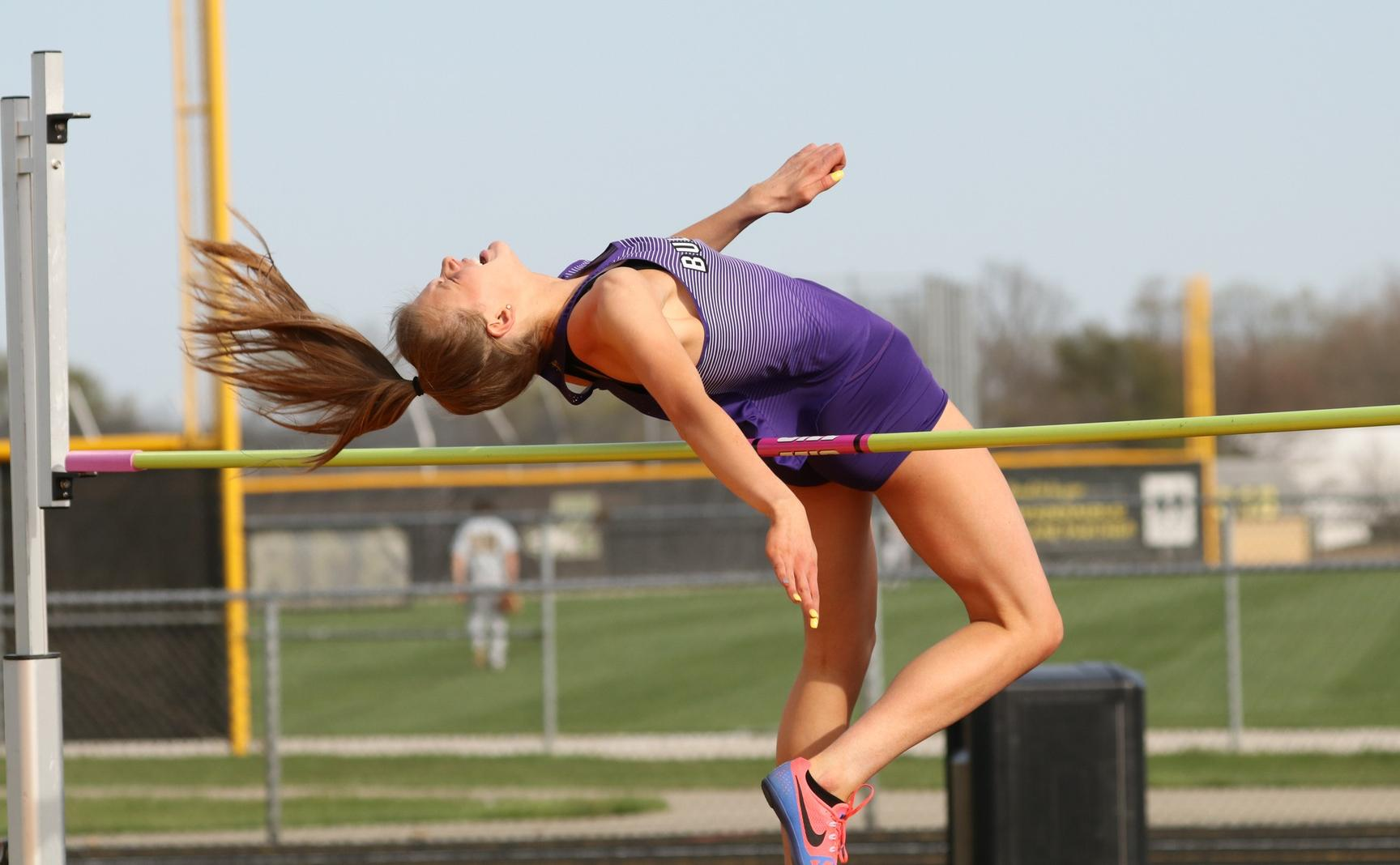 Girls Track & Field Wins at Westfield