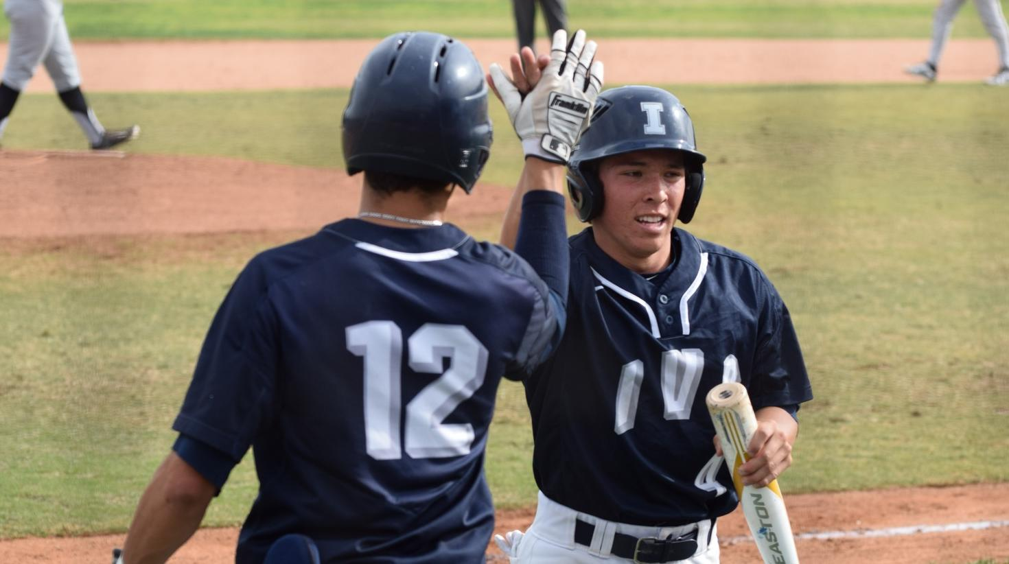 Baseball team shuts out Palomar for second straight win