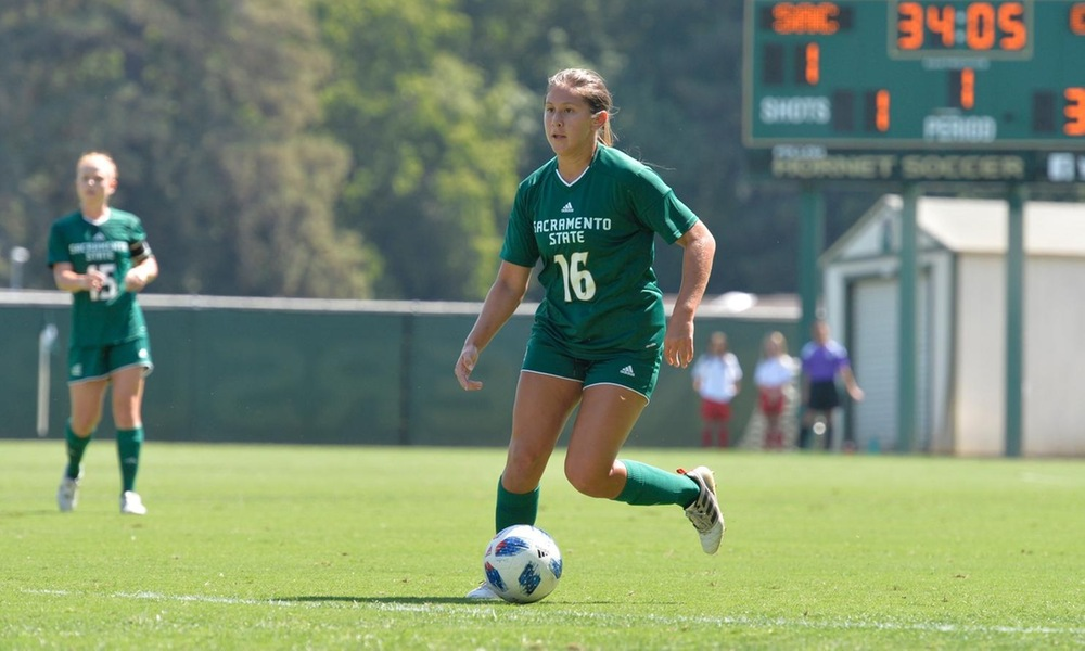 WOMEN'S SOCCER FALLS ON THE ROAD AT REGIONALLY-RANKED SAN FRANCISCO
