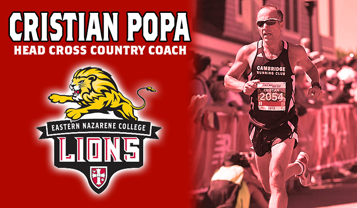 Cristian Popa Appointed Head Cross Country Coach