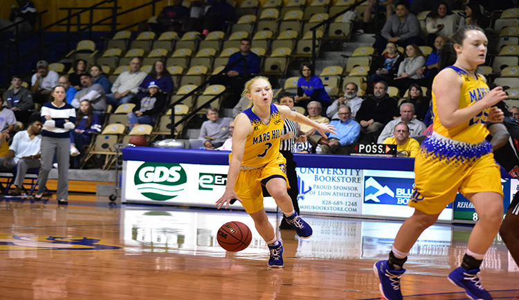 Mars Hill defeated by Coker on the road