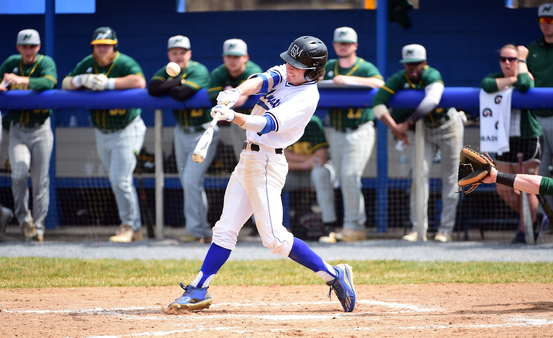 F&M Edged by Dickinson