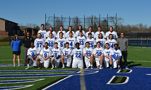 M. Lacrosse Team Photo