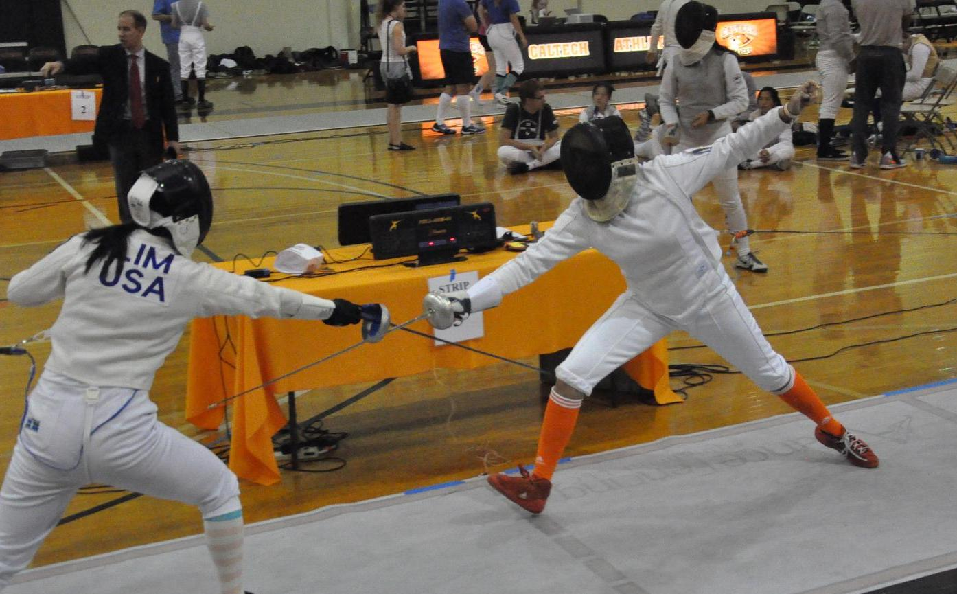 Fencing Releases Schedule for 2016-17 Season