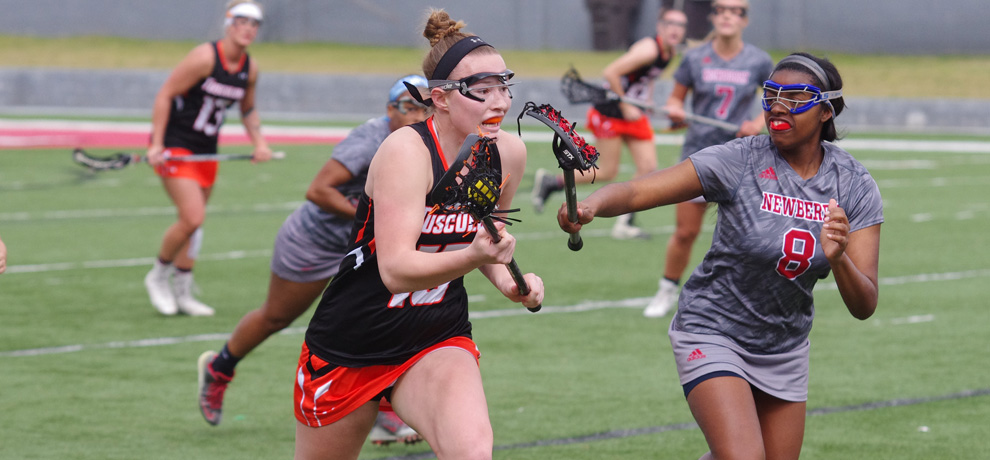 Late goal flurry boosts Tusculum to 18-15 win at Newberry