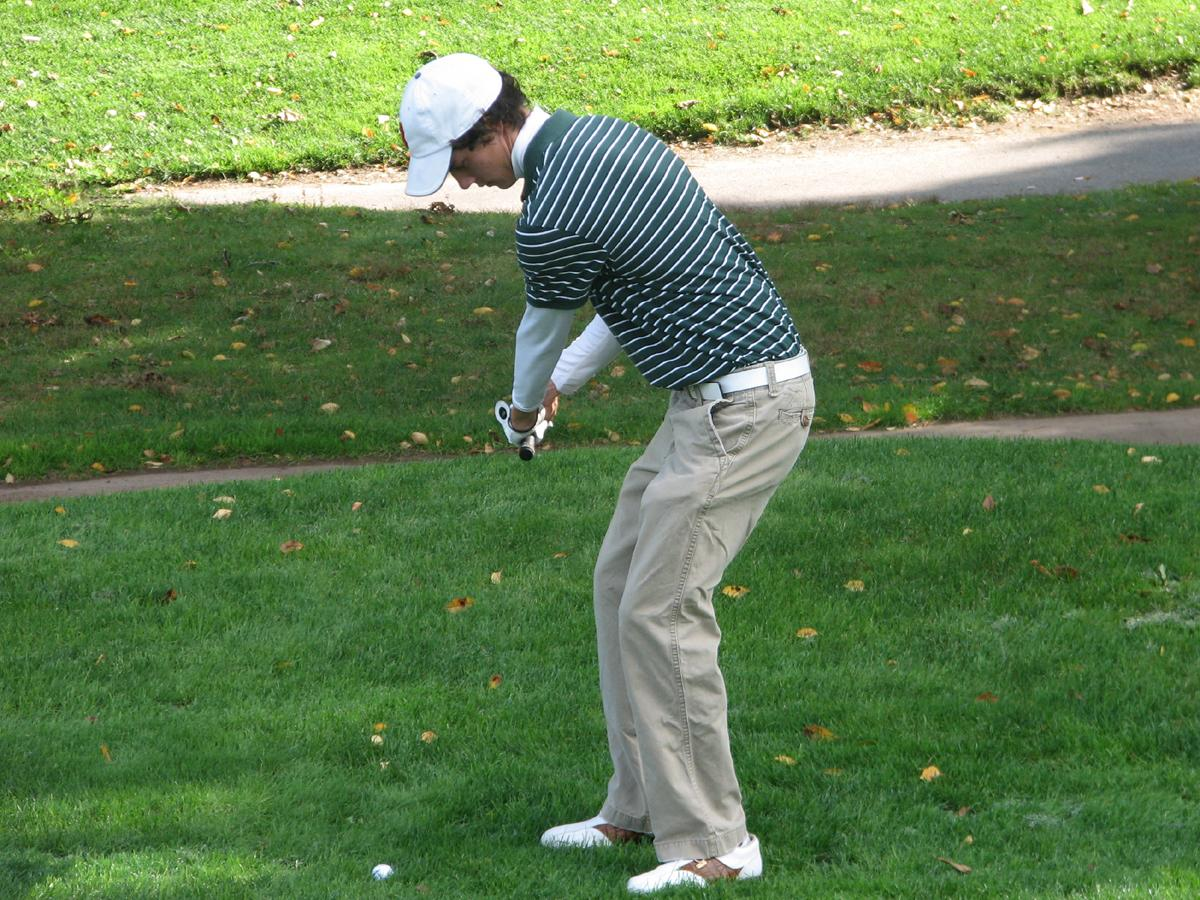 Men's Golf Finishes Seventh at Connecticut Cup