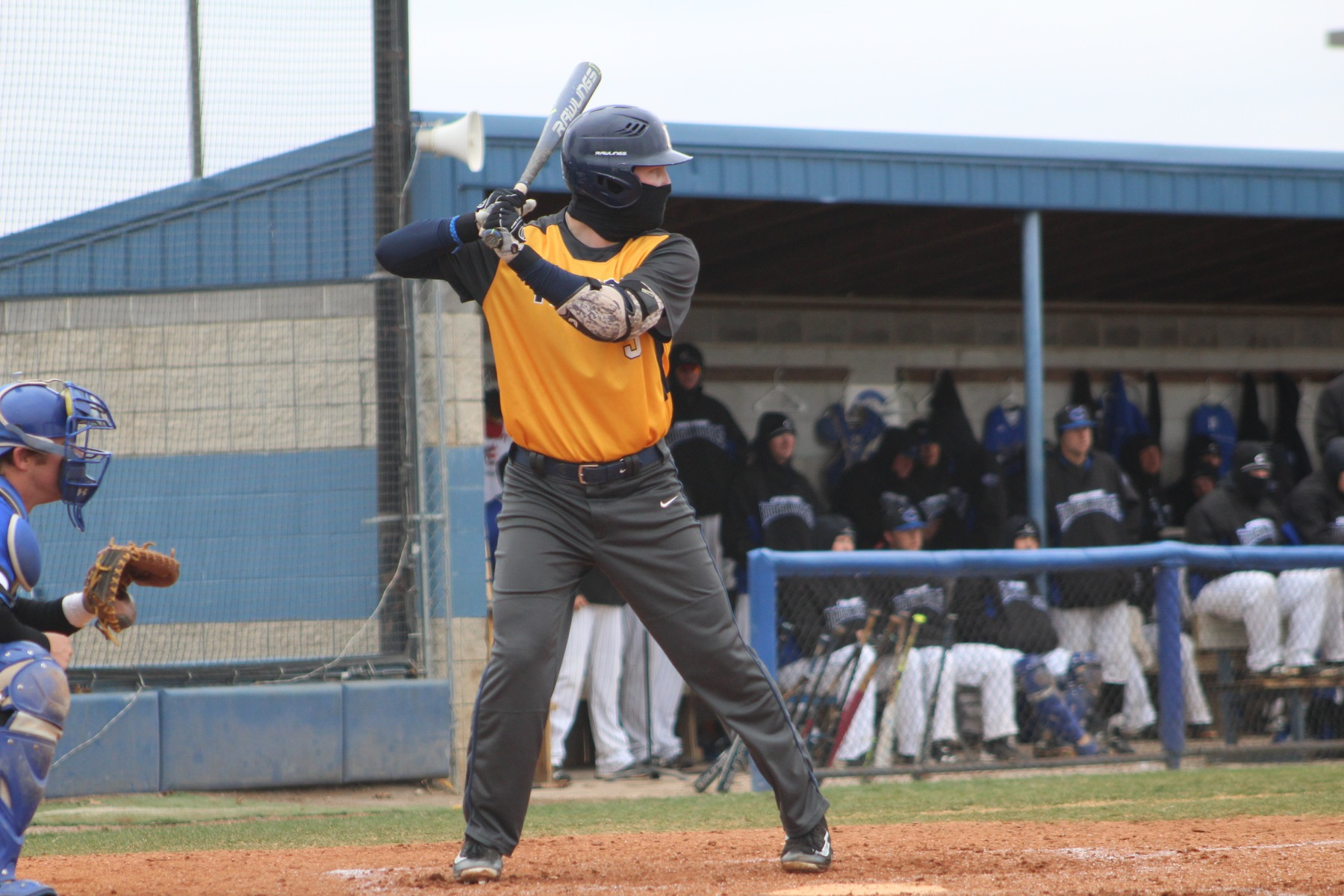 The MCC baseball team fell to Crowder College 13-5 on Monday afternoon