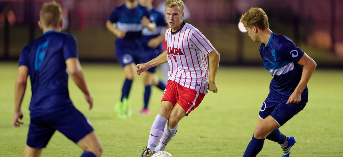 Spartans Defeat Tritons in Overtime at Home Opener